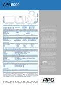 Matrix-Array-Serie - APG - Seite 2