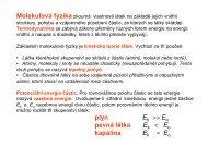 6 Molekulová fyzika a termodynamika