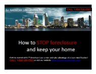 Loanmodification - Betternetworker