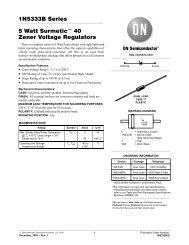 5/% Tolerance NTE Electronics NTE5194AK Zener Diode DO4 Stud Mount Package 18V Inc. Cathode Case 10W