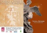 i percorsi della fede - Piemonte Italia