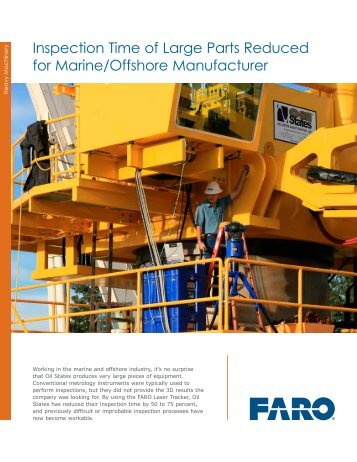 Download full success story in pdf format - FARO Asia