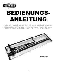 BEDIENUNGS- ANLEITUNG - Leha Webshop