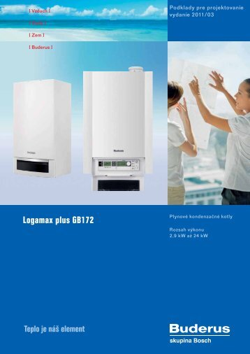 Logamax plus GB172 pp - Buderus