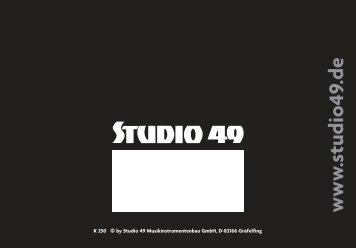 www .studio49.de