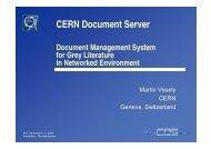 CERN Document Server - OpenGrey