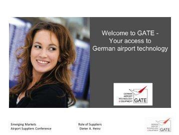 Folie 1 - Emerging Markets Airports Awards