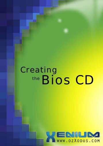 Creating the Bios CD - Xbox-Scene.com