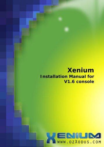 V1.6 Install Manual