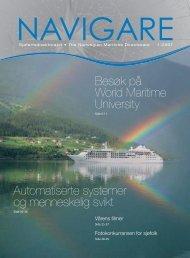 Navigare 1 - Sjøfartsdirektoratet