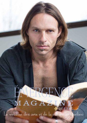 ÉMERGENCE Magazine 2015