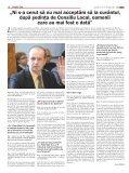 Consilierii locali PDL cer socoteală primarului Iohannis - Sibiu 100 - Page 4