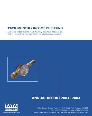 Untitled - Tata Mutual Fund