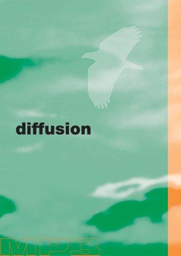 diffusion - Mp3