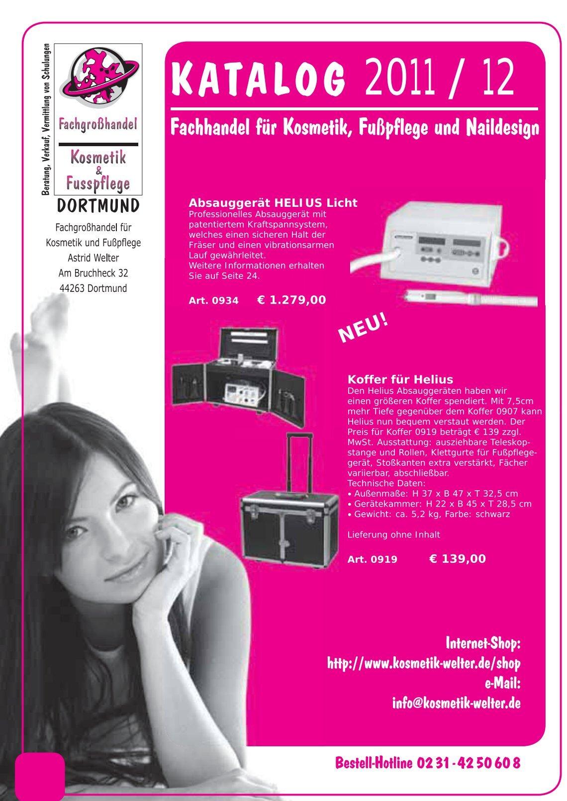 Welter Und Welter 1 free magazines from alt kosmetik welter studio de