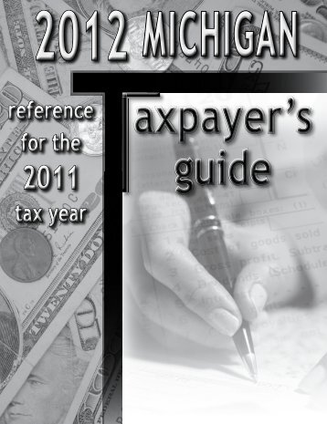 reference for the tax year reference for the tax year reference