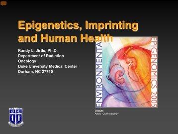 Genetic Imprinting - jifsan