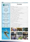 DRV Hírek 2008. november - Page 2