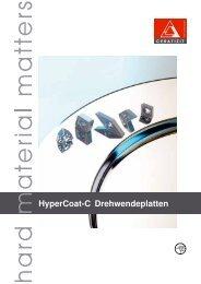 HyperCoat-C Drehwendeplatten - Power-Tools