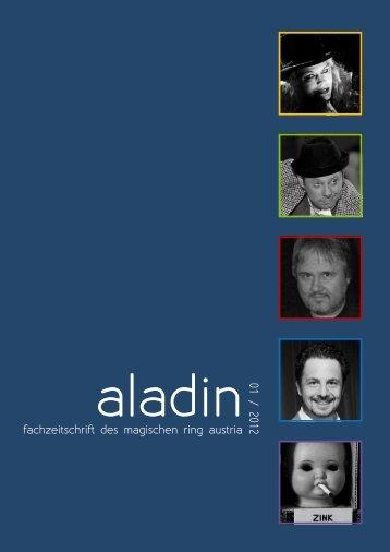 fachzeitschrift des magischen ring austria 01 / 2012