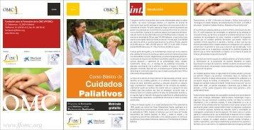 Programa paliativos - CGCOM