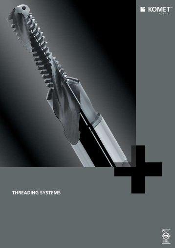 THREADING SYSTEMS - JEL - 05/2008 - Komet