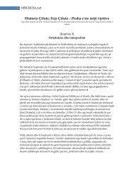 Historia Çifute, Feja Çifute – Pesha e tre mijë vjetëve - Mburoja