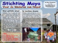 Mei - Stichting Maya