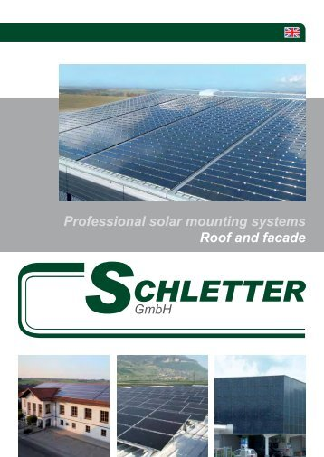 Delivery program for solar mounting system dt 1 alumero sciox Image collections