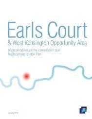 Representations - My Earls Court