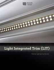 Light Integrated Trim (LIT)