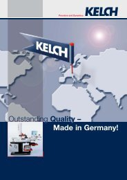 Made in Germany! Outstanding Quality q