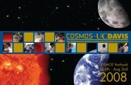 COSMOS 2008 Yearbook