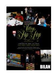 Bilan Village Hip Hop 2012 - AMI