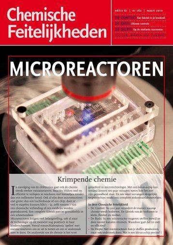 MiCroreaCtoren - Chemische Feitelijkheden