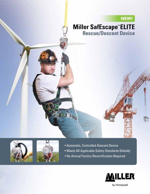 SafEscape ELITE RDD - Miller Fall Protection