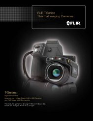 FLIR T-Series Brochure - Mesurex