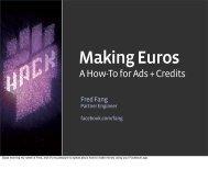 Making Euros