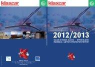 BALAIS D'ESSUIE-GLACES - WIPER BLADES ... - Klaxcar