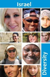 Diversity Israel - Israel Ministry of Foreign Affairs