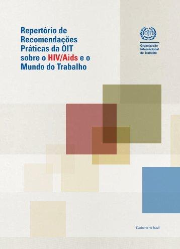 Repertório de Recomendações Práticas da OIT sobre o HIV/Aids e o ...