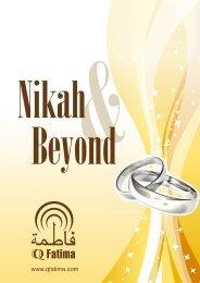 Nikah & Beyond - Hujjat Workshop
