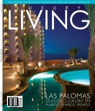 mention in Luxury Living - Puerto Penasco