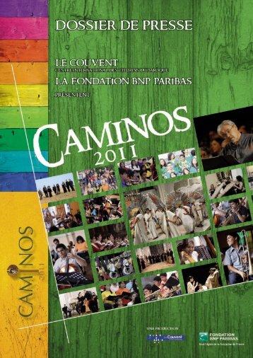DP CAMINOS 2011.4.indd - CD Baroque - K617