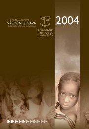 2004 - Organizace pro pomoc uprchlíkům