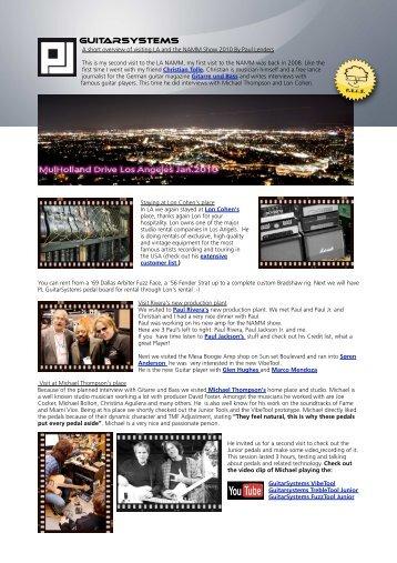 Newsletter v0.7 new - Paul Lenders