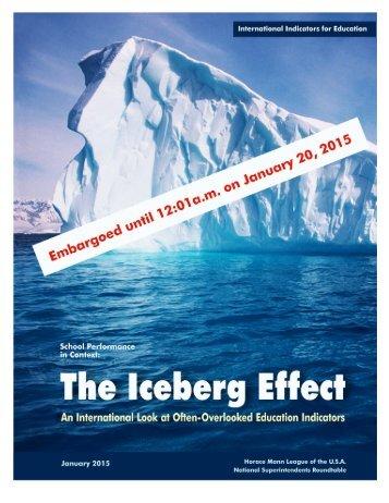 embargoed-iceberg-effect