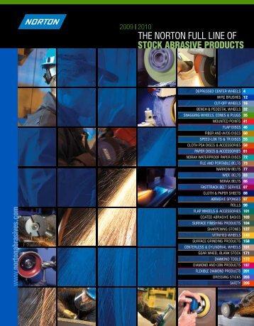 Norton Abbrasives Catalog.pdf - JW Donchin CO.