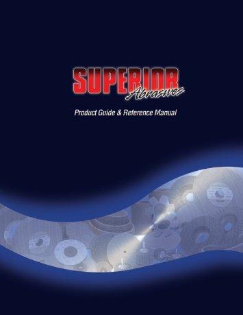 Superior Abrasives Catalogs.pdf - JW Donchin CO.