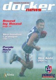 Docker News 02 - Fremantle Football Club